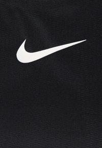 Nike Performance - CITY SLEEK - Basic T-shirt - black/white - 5
