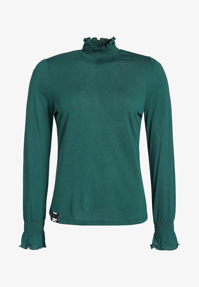 ANNKEA - Maglietta a manica lunga - grün