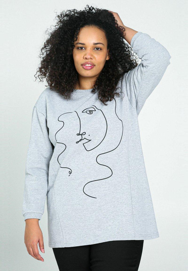 Paprika - Sweatshirt - heather gray