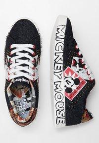 Desigual - MICKEY - Sneakersy niskie - black - 2