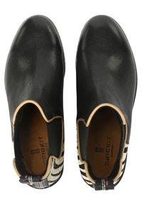 Crickit - Classic ankle boots - schwarz zebra - 2