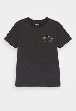 CO LAB SHORT SLEEVE TEE - Camiseta estampada - rabbit grey