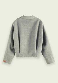 Scotch & Soda - Summer jacket - grey melange - 6