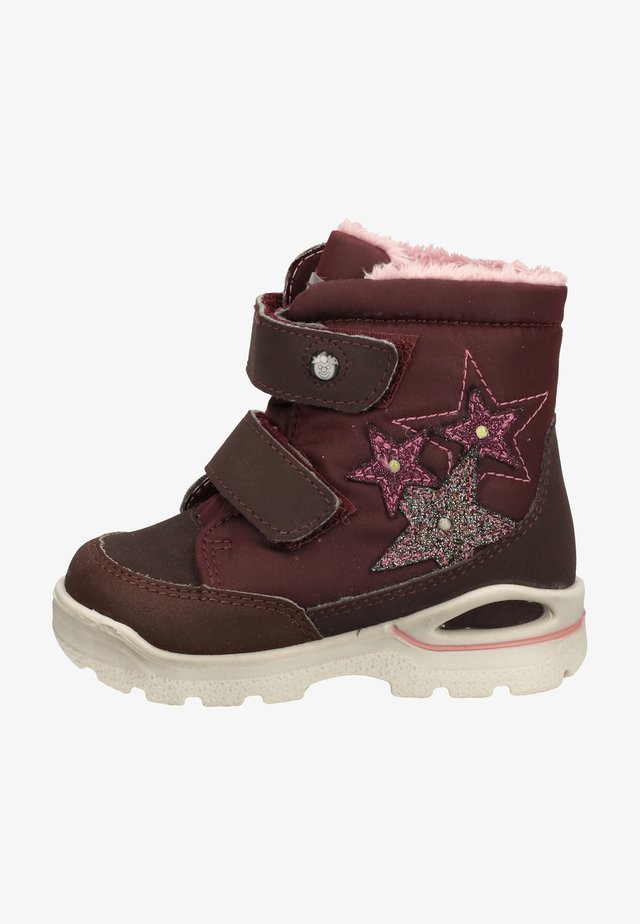 Winter boots - brombeer 382