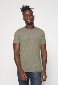 Jack & Jones - Basic T-shirt - dusty olive - 0