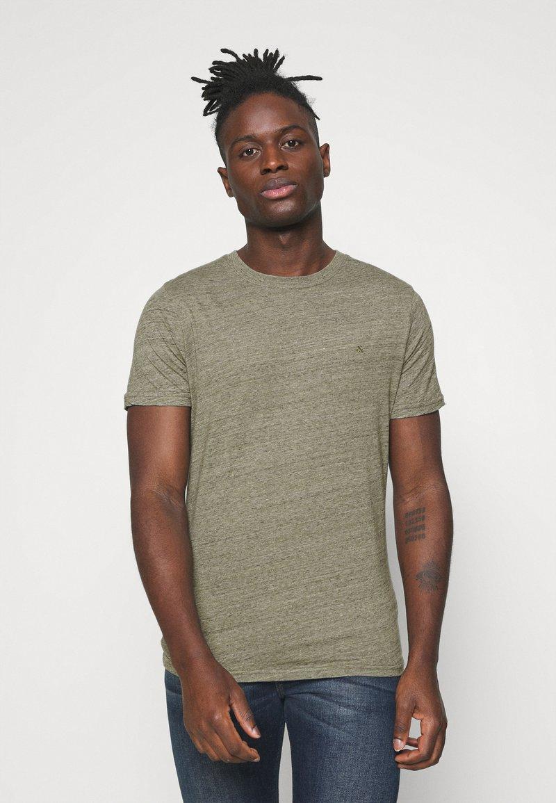 Jack & Jones - Basic T-shirt - dusty olive