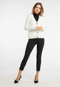 faina - Cardigan - white - 1
