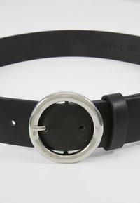 Inyati - WAIST BELT ARTISAN - Belt - black - 2