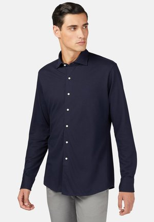 REGULAR FIT - Overhemd - navy blue