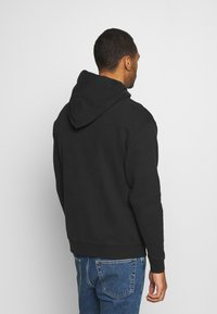 Tommy Jeans - STRIPE MOUNTAIN - Sweat à capuche - black - 2