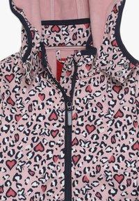s.Oliver - Lehká bunda - dusty pink multicolored - 3