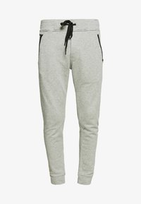 Replay - Pantaloni sportivi - mottled grey - 4
