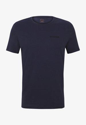 T-shirt basic - navy blau