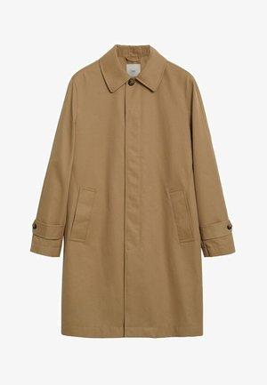 SHERMAN - Short coat - beige