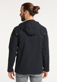Schmuddelwedda - Waterproof jacket - schwarz - 2