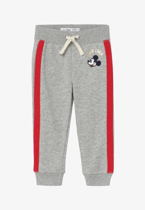 BABY - Broek - light heather grey