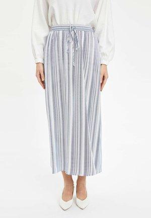 Maxi skirt - ecru