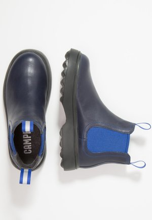 NORTE KIDS - Classic ankle boots - navy