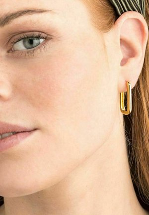 CREOLEN - Earrings - gold