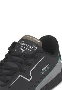 Puma - DRIFT CAT 8 RUNNING SHOES MALE - Sneaker low - black-silver - 6