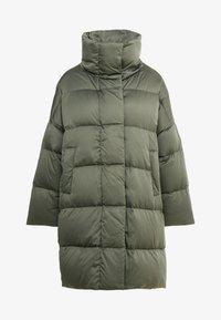 WEEKEND MaxMara - BORMIDA - Kabát zprachového peří - kaki - 5