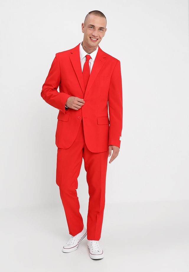 RED DEVIL - Suit - red devil