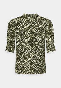 Lindex - LOREEN - Print T-shirt - light yellow - 1