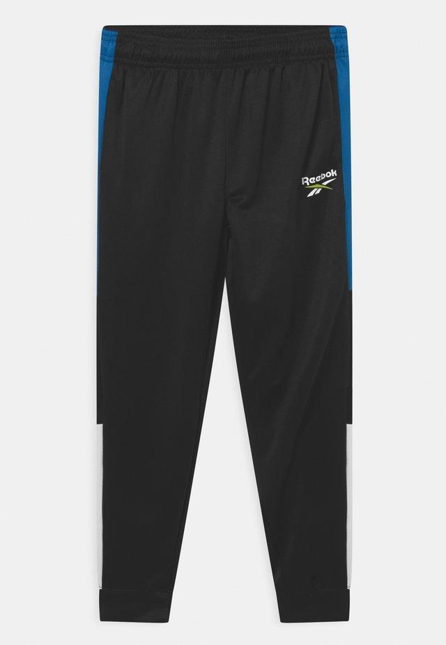 CLASSIC TRACK PANT - Trainingsbroek - black