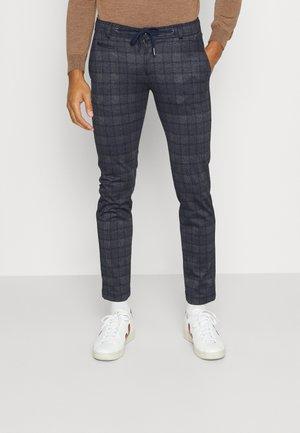 FLEXCITY - Trousers - marine