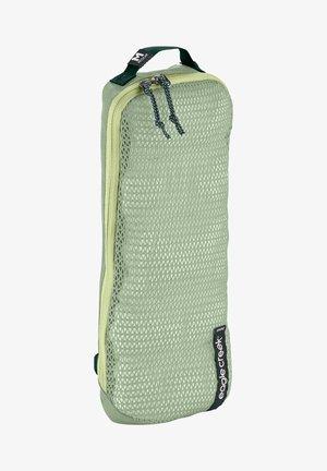Wash bag - mossy green