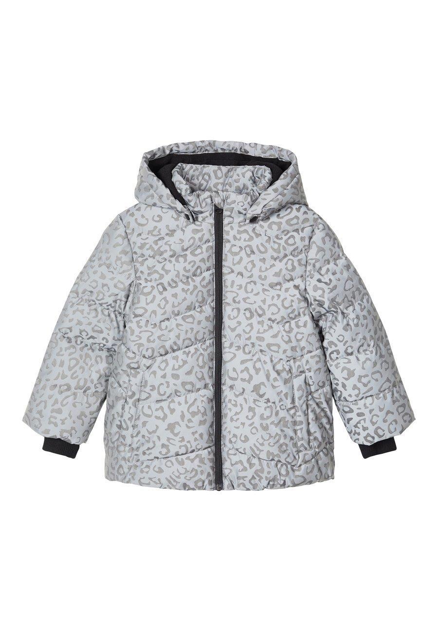 Enfant REFLEKTIERENDE LEOPARDENPRINT - Veste d'hiver