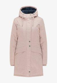 DreiMaster - Winter coat - nude melange - 4
