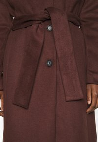 Object Tall - OBJLENA COAT - Classic coat - chicory coffee - 5