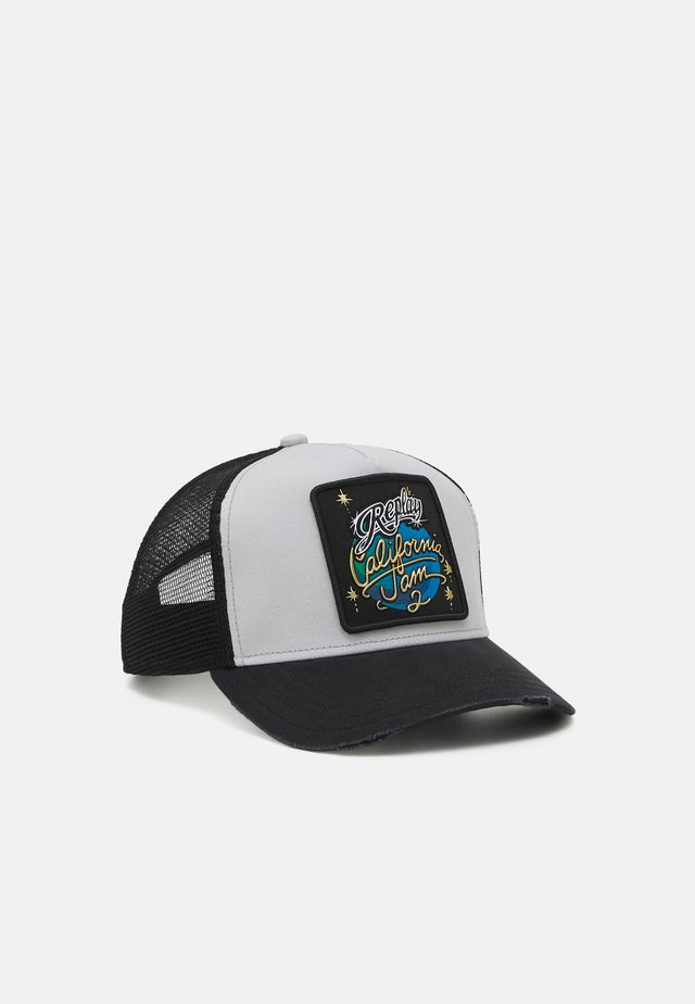 TRUCKER UNISEX - Keps - black
