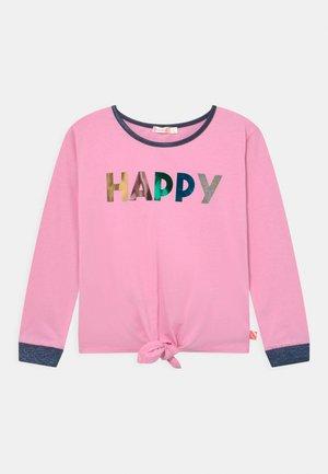 Langarmshirt - pink
