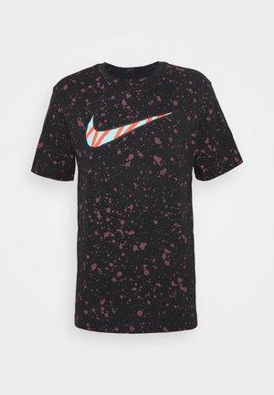 TEE SUMMER  - Print T-shirt - black