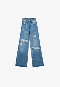 PULL&BEAR - Flared jeans - blue - 6