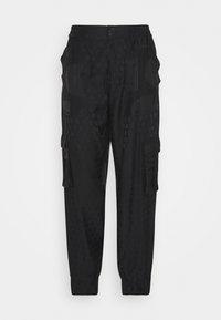 Desigual - PANT NADIA - Pantalones - black - 0