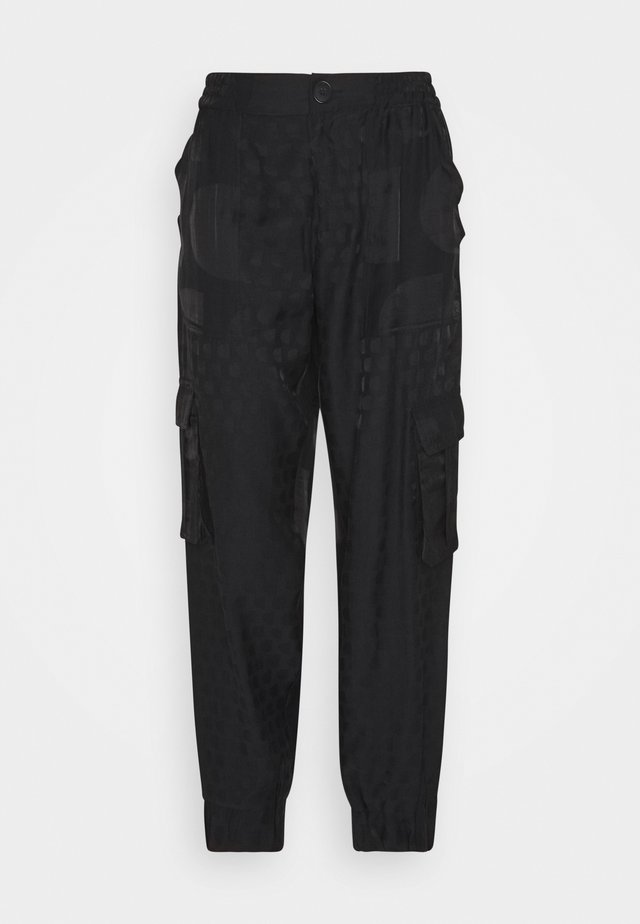 PANT NADIA - Trousers - black