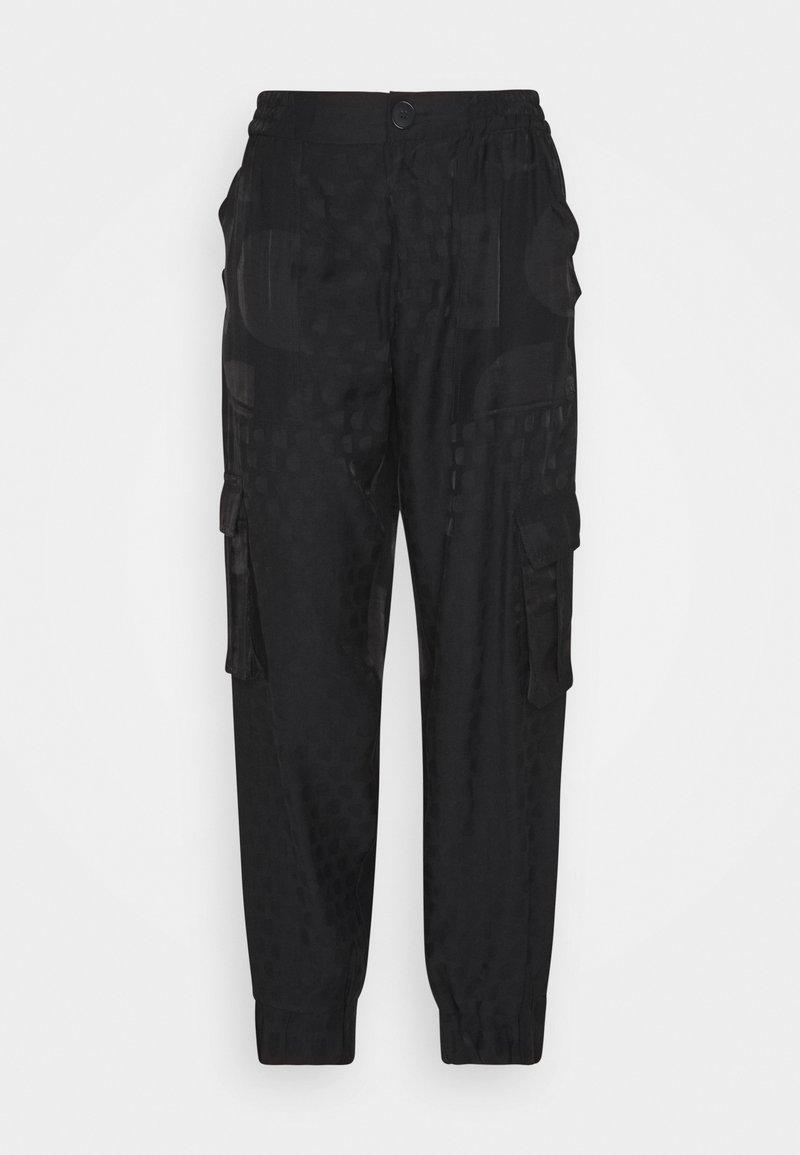 Desigual - PANT NADIA - Pantalones - black