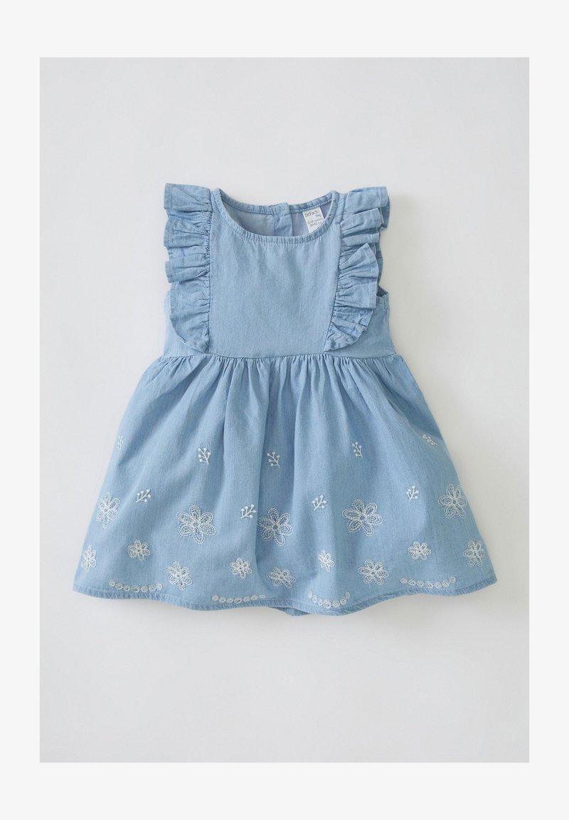 DeFacto - Denim dress - blue