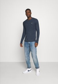 Hollister Co. - Pullover - navy - 1