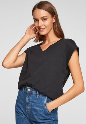 T-shirt basique - black