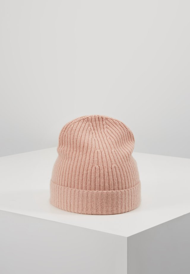 CASHMERE - Bonnet - rose