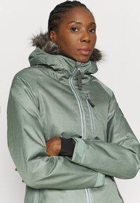O'Neill - VAUXITE JACKET - Snowboardjacke - jadeite - 5