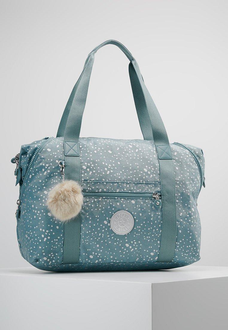 Kipling - ART - Shoppingväska - silver sky