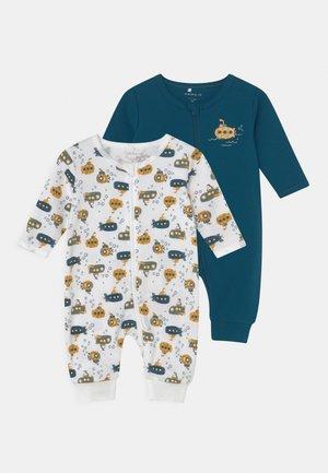 NBMNIGHTSUIT 2 PACK - Pyjamas - legion blue