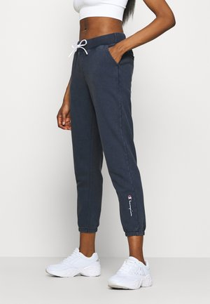 ELASTIC CUFF PANTS - Trainingsbroek - dark blue