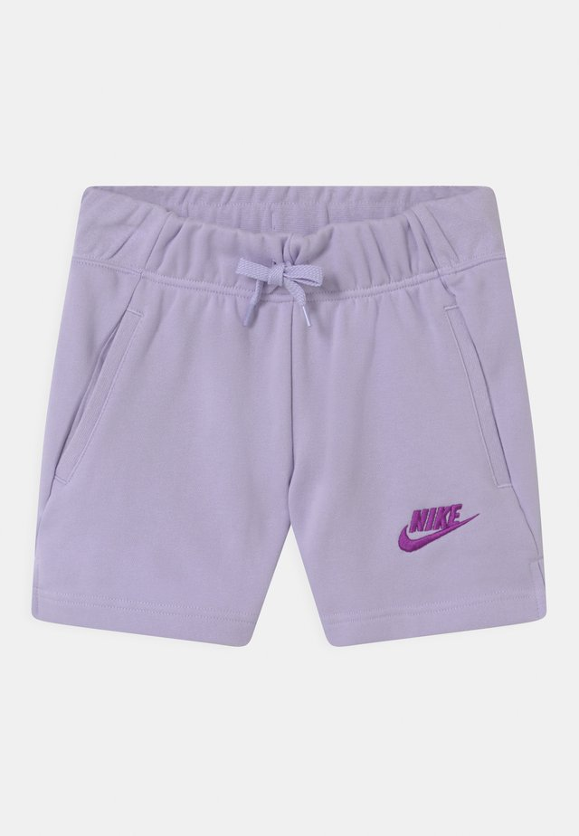 CLUB - Shorts - purple chalk