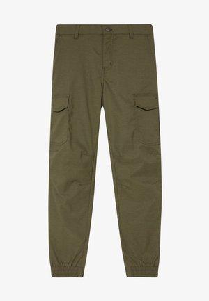 LARQ - Trousers - dark olive